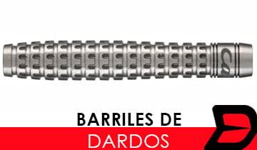 barriles dardos