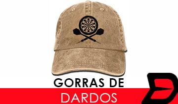 gorras de dardos