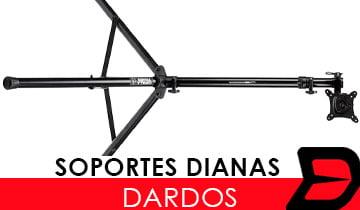 soporte para diana de dardos
